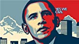 yes we can poster - BARACK OBAMA YES WE CAN GLOSSY POSTER PICTURE PHOTO president election usa