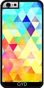 Funda para Iphone 6 Plus (5,5'') - Triángulos Retro 01 by Aloke Design