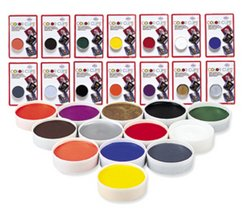 Costume Accessory: Color Cup Zombie Flesh Carded (Sold by 1 pack of 5 items) PROD-ID : 563016