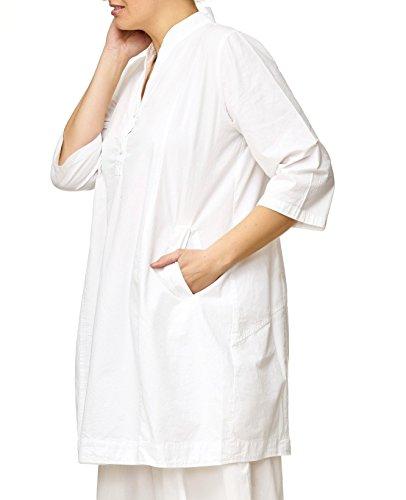 White Dress Women's Kekoo Kekoo Women's gIqwYa6nxf