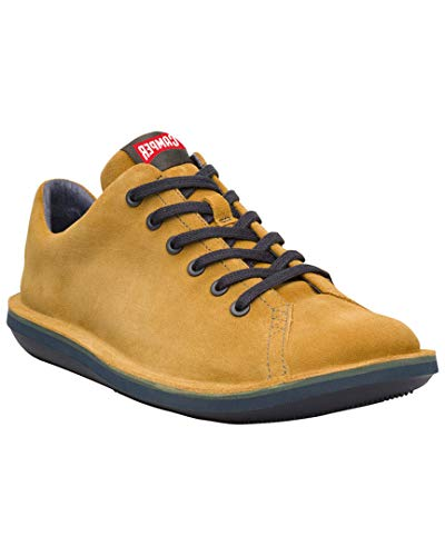 Camper Men's Beetle Fashion Sneaker, Dark Yellow, 39 EU/6 M ()