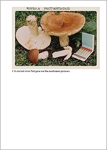 Amazon com: Jason Fulford: The Mushroom Collector