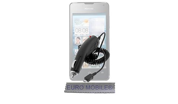 HUAWEI P8 LITE-Cargador de mechero de coche Micro USB, color ...
