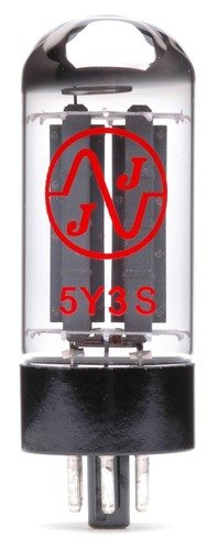 JJ Electronics Amplifier Tube T-5Y3-S-JJ