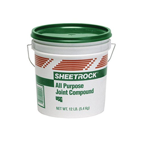 Compound Lightweight Joint - U S GYPSUM 385140 385140004 All All Purpose Joint Compound, 1 Gal