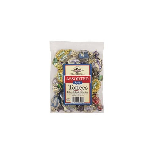 Assorted Royal Toffees (Walkers Nonsuch Assorted Royal Toffees (Economy Case Pack) 5.2 Oz Bag (Pack of 12))