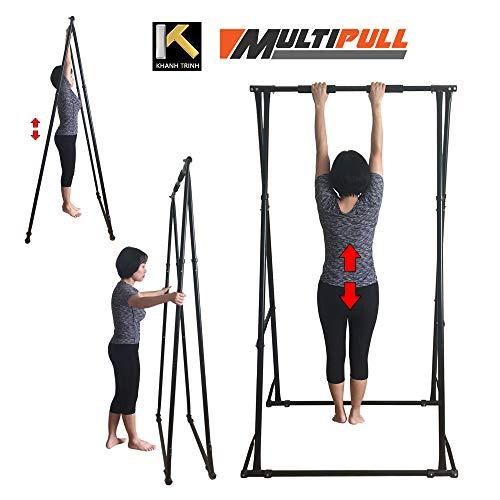KT Multipull Lumbar Spine Stretcher Machine