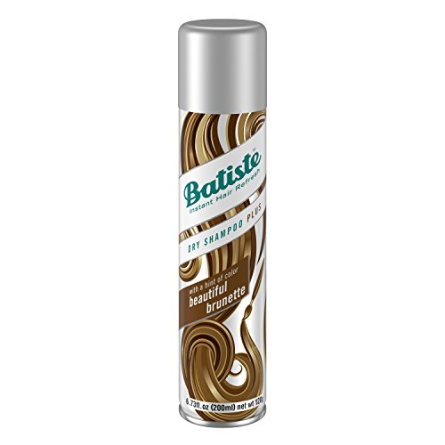 Batiste Dry Shampoo, Beautiful Brunette, 6.73 Ounce