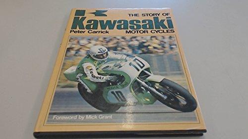 Story of Kawasaki Motor Cycles