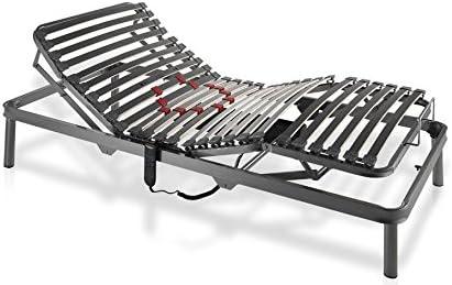 VentaMuebles Somier articulado electrico mod. madrid 150 x ...