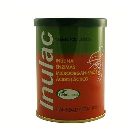Soria Natural Inulac - 200 gramos