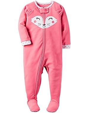 Baby Girls' 1 Pc Fleece 337g120