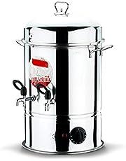 Uzman-Versand Theemachine Samowar 11 liter elektrische theepot theepot theemaker Cay Demlik theepot theemachine