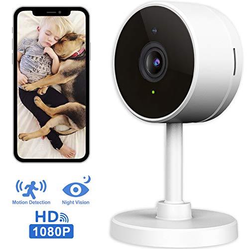 Wifi Home Security Surveillance Camera 1080p Smart Baby