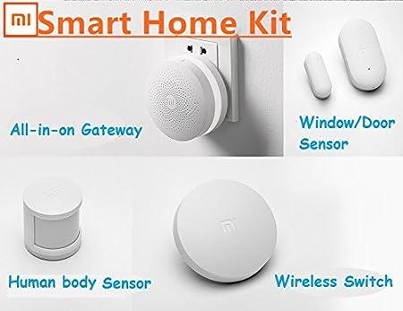 Xiaomi mi kit de casa inteligente