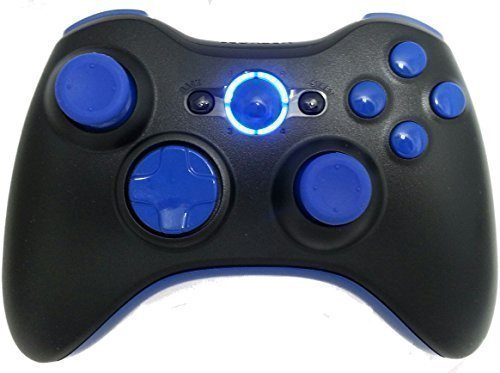 Used, 27 Mode Xbox 360 Rapid Fire Wireless Modded Controller for sale  Delivered anywhere in USA