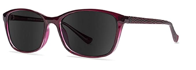 Ladies Fashion Glasses Frames With Non Prescription TRANSITIONS Lenses