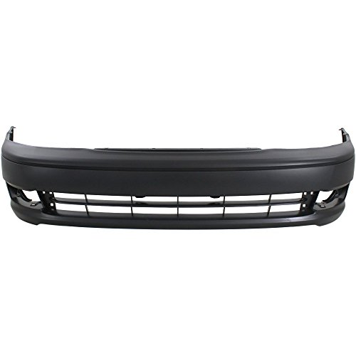 Front Bumper Cover Primed Compatible with 2003-2004 Toyota Avalon