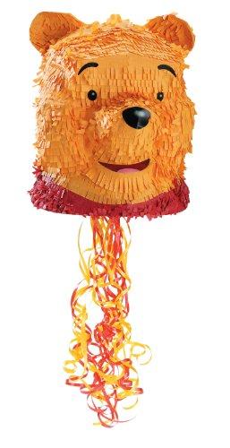 Pooh 3D Pull String Pinata -