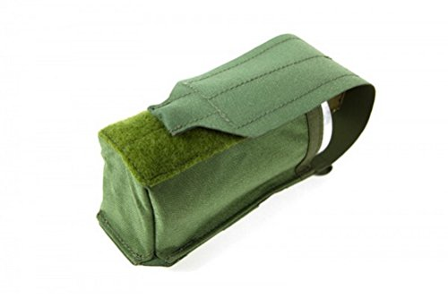 Blue Force Gear Single Smoke Grenade Pouch (Olive (Smoke Grenade Pouch)