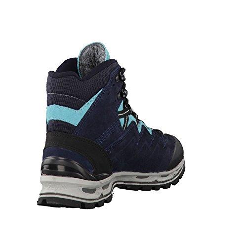 Lady Pro Nachtblau GTX Meindl Türkis pour Bottes 3925 femme trekking Minnesota wnUURp7Bq