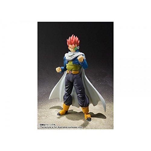 "Bandai Tamashii Nations S.H. Figuarts Time Patroler ""DRAGON Ball: Xenoverse"" Action Figure"