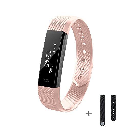 Smart band monitor de salud, bluetooth smart watch, pantalla OLED y resistente al agua para sistema operativo android y IOS...