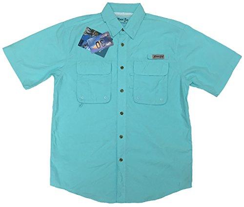Bimini Bay Outfitters Bimini Flats III Short Sleeve Shirt Flats Short Sleeve Shirt