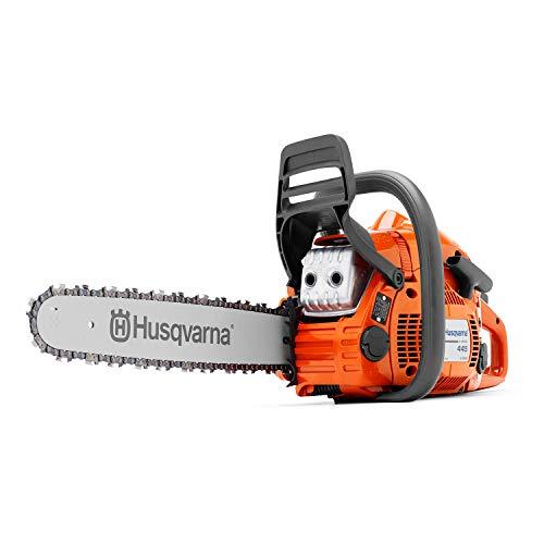 Husqvarna 18 Inch 445e II Gas Chainsaw (Best 18 Inch Chainsaw)