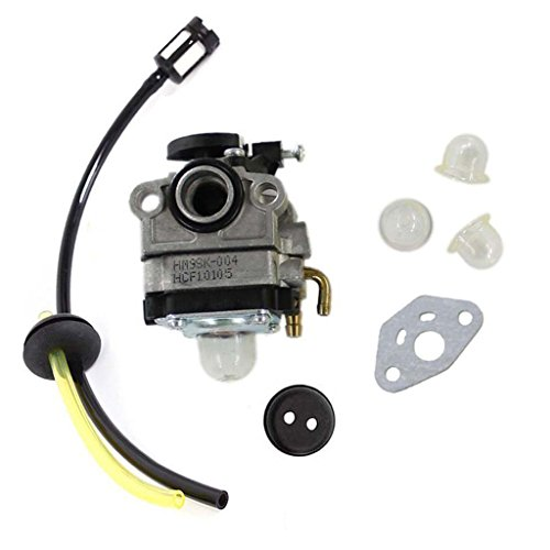 HURI Carburetor with Gasket Primer Bulb Fuel Line Kit for Shindaiwa T230 T230B T230X T230XR T230BA Echo 20016-81020 20016-81021 A021002190