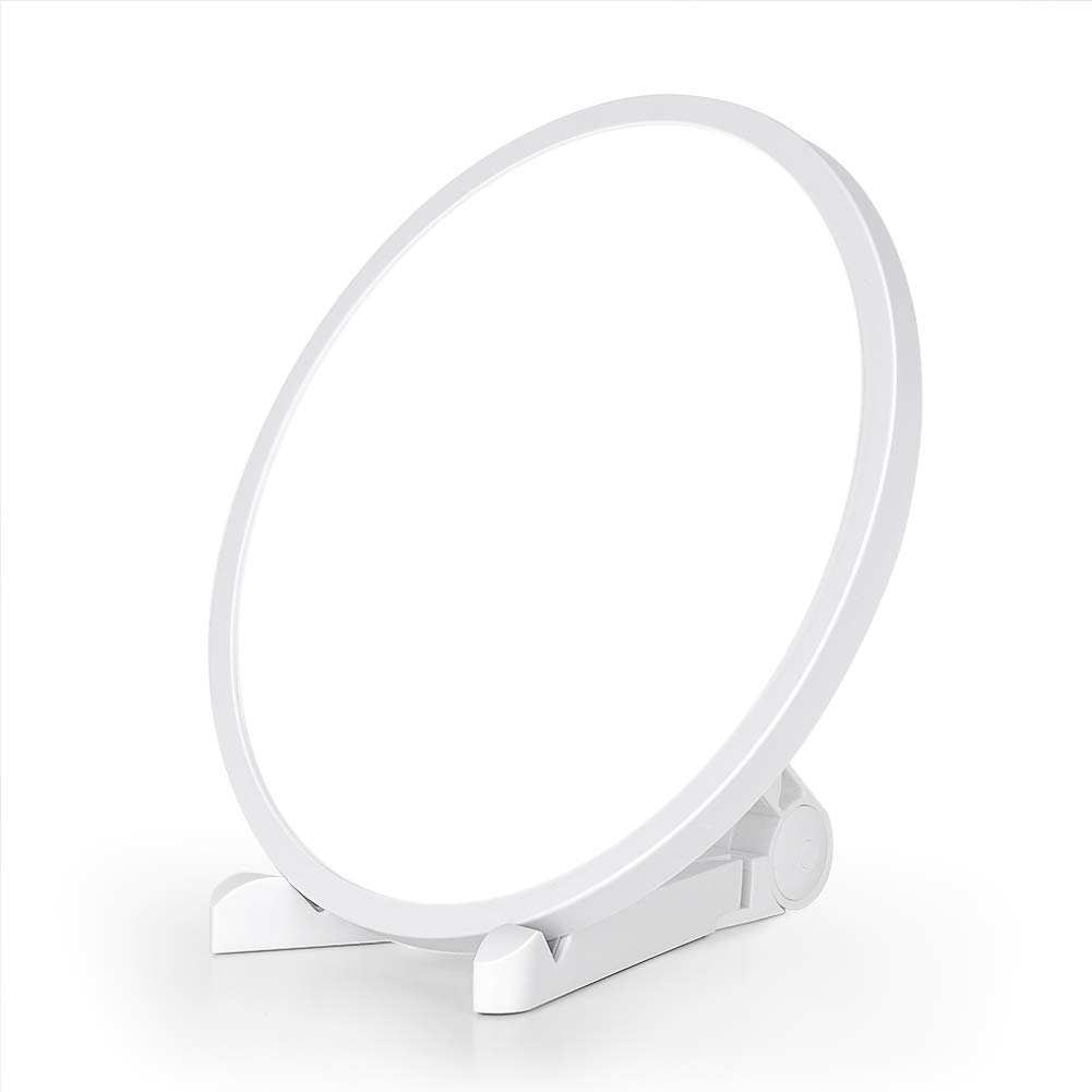 Anyork Light Energy Therapy Lamp 10,000 Lux Sun Lamp with 3 Adjustable Color 4 Brightness Light Controls