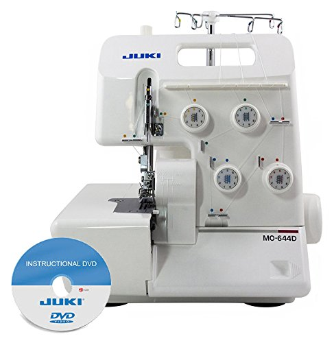 Juki MO-644D 2-needle, 2/3/4 Thread Serger w/ Exclusive Starter Series Bonus Package!