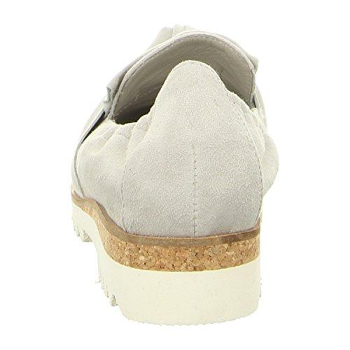 Maripé 24824-f5038 - Mocasines de Piel para mujer sasso