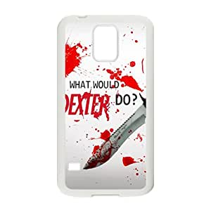 What Would Dexter Do?Hot Seller Stylish High Quality Hard Case For Samsung Galaxy S5