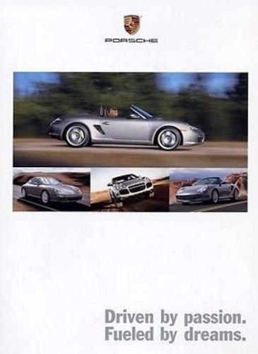 2005 Porsche 38-page Car Sales Brochure Catalog - 911 Targa Carrera GT Turbo Boxster