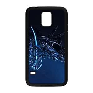 samsung galaxy s5 Black Alien phone case cell phone cases&Gift Holiday&Christmas Gifts NVFL7N8825505