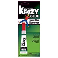 ELMERS PRODUCT KG87048R Krazy Glue Remover, 8.5g by ELMERS PRODUCT