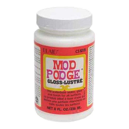 Mod Podge Gloss Finish-8oz (並行輸入品)   B075PMC19J