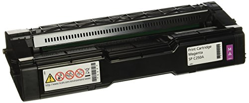 Ricoh Magenta Toner Cartridge, 2300 Yield (407541)