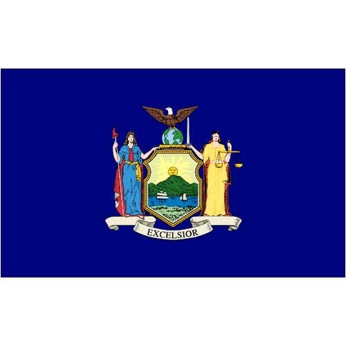 Online Stores New York Superknit Polyester Flag, 3 by - Store Flag New York