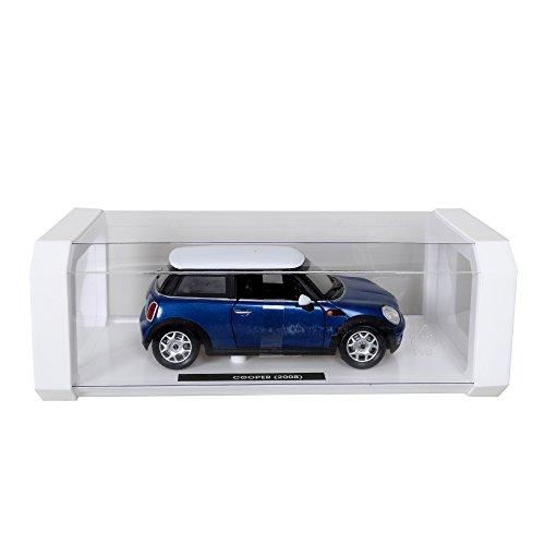 ibobby, 1:24 D/C Mini Cooper 2008, 9.75 inches, Blue ()