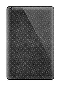 High-quality Durability Case For Ipad Mini/mini 2(amazing Black Metal Texture )