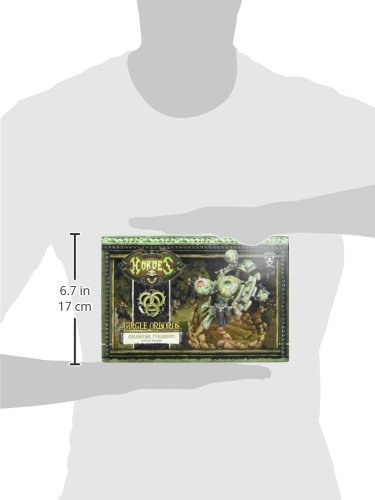 Privateer Press - Hordes - Circle Orboros: Celestial Fulcrum Battle Engine Model Kit 5