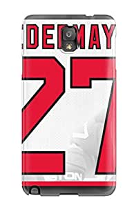 New Fashion Premium Tpu Case Cover For Galaxy Note 3 - New Jersey Devils (49)