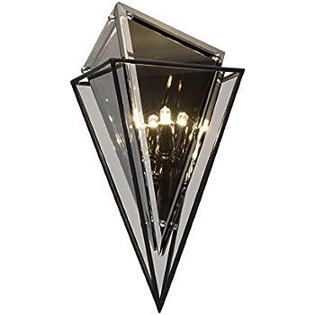 Amazon.com: Troy iluminación b5342 Maddox 2 luz 8