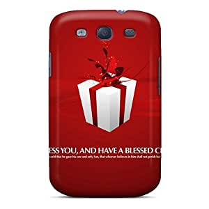 Annmali Design High Quality God Bless You Gifts Cover Case With Excellent Style For Galaxy S3