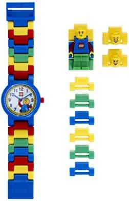 LEGO Kids' 9005732 Classic Plastic Minifigure Link Watch