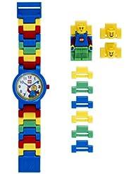 LEGO Quartz Plastic Watch Color Multicolor Model 8020189