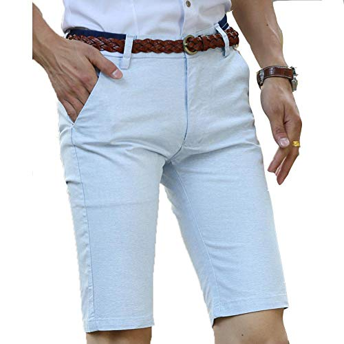 Estate 36 Elasticizzati Pantaloncini Di Nashidkx Uomini Casuale XZnxf