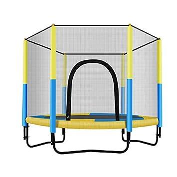 Trampolines Cama Elastica Cerrado para 2 Personas ...